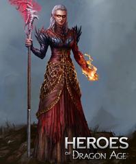 Asha'Bellanar (Heroes of Dragon Age)
