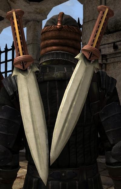 Mercenary's Shanker