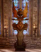 Orlesian Throne both accessories