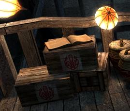 Кодекс: Ящик с жуками-точильщиками