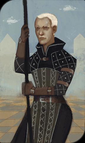 Codex entry: Warden-Commander Clarel