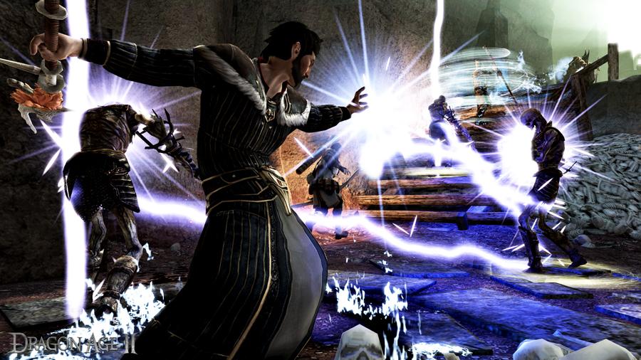 Chain Lightning (Dragon Age II)