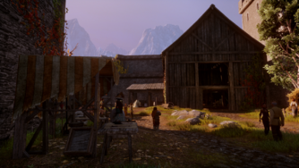 Skyhold Stables