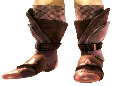 Бронированные гномьи ботинки