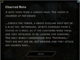 Note: Qunari Notes