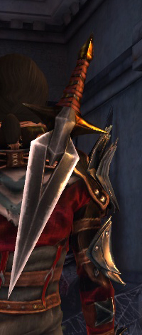 The Offhand Blade