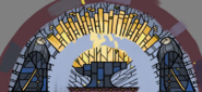 Stained Glass Dwarven