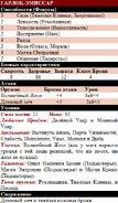 Гарлок-эмиссар таблица RPG