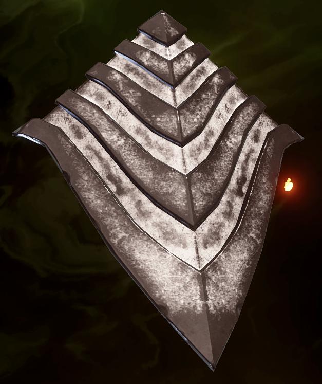Dwarven Proving Shield Schematic
