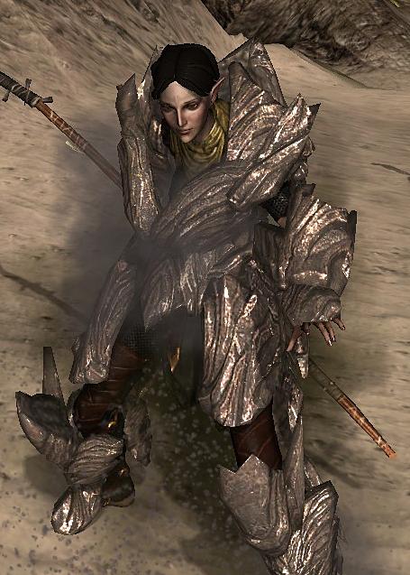 Rock Armor (Dragon Age II)