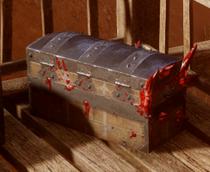 Red Lyrium Storage Chest