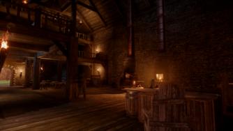 Skyhold Blacksmith