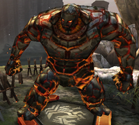 Inferno golem (Heroes of Dragon Age)