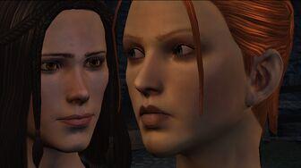 Marjolaine and Leliana