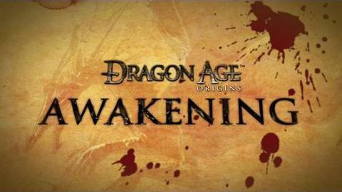 Dragon Age - Awakening (Add-On) Trailer