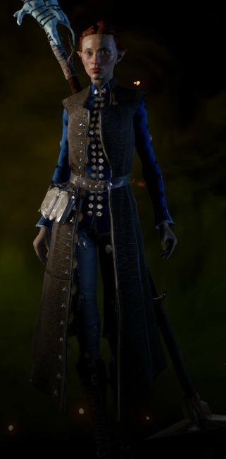 Superior Enchanter Coat