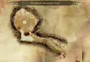 Frostgipfel-Gebirge minimap