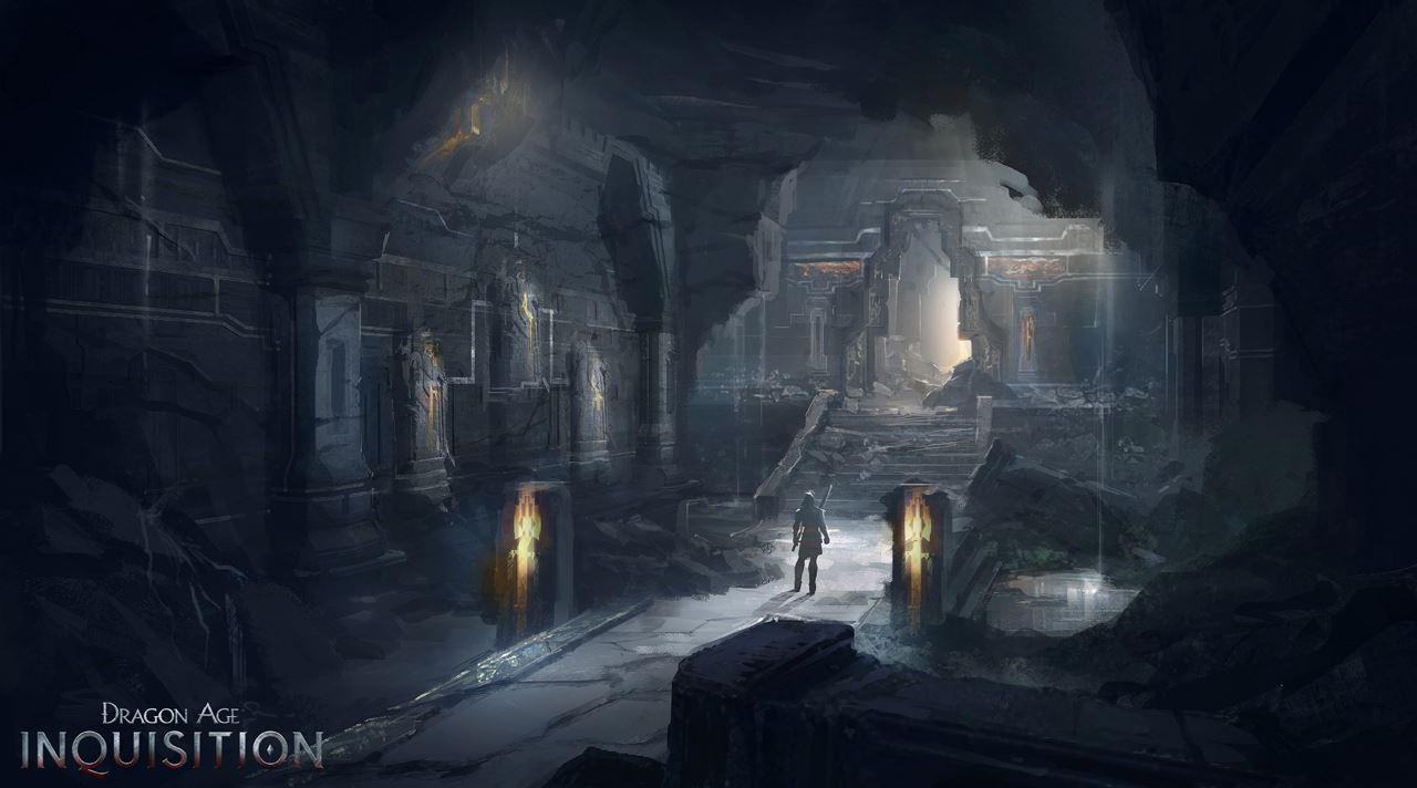 VengefulTemplar/Dragon Age: Inquisition - Concept Art 16