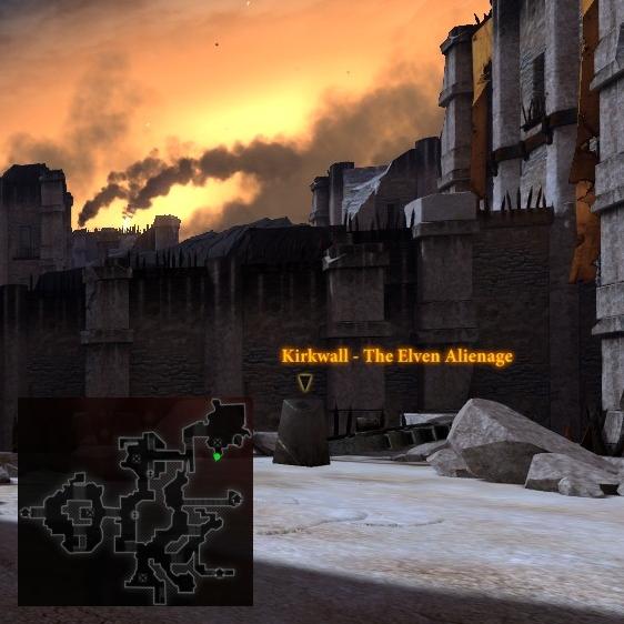 Kodeks: Kirkwall – Elfie obcowisko