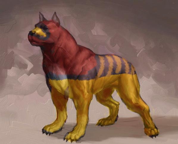 Codex entry: Dogs in Ferelden