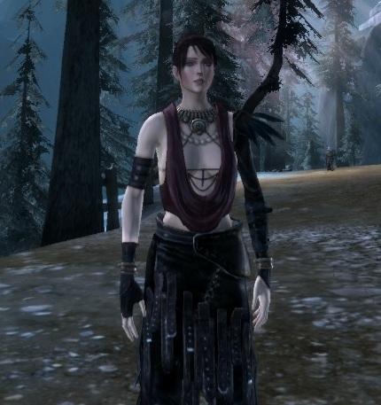 Morrigan's Robes