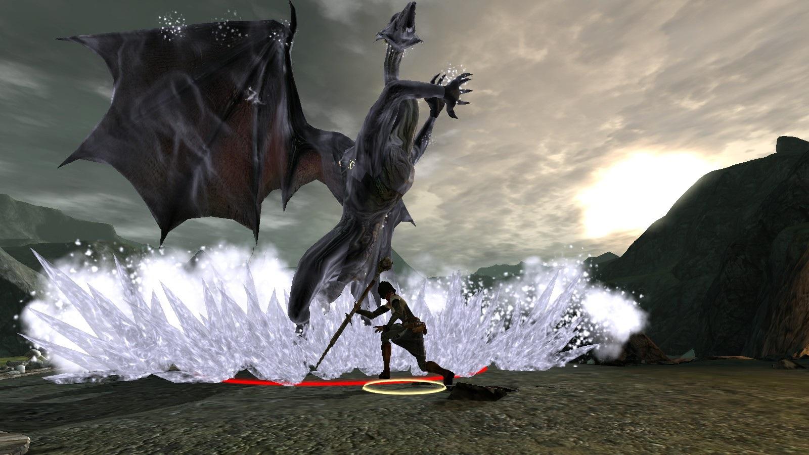 Cone of Cold (Dragon Age II)