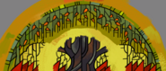 Stained Glass Dalish