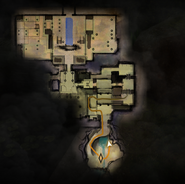 Temple of Mythal Main Level Map