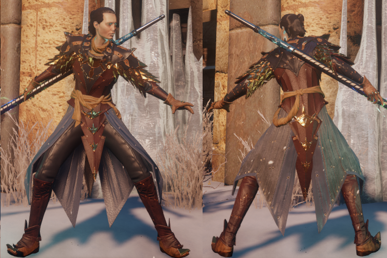 Drakescale Light Armor Dragon Age Wiki Fandom I would only call them second to. drakescale light armor dragon age