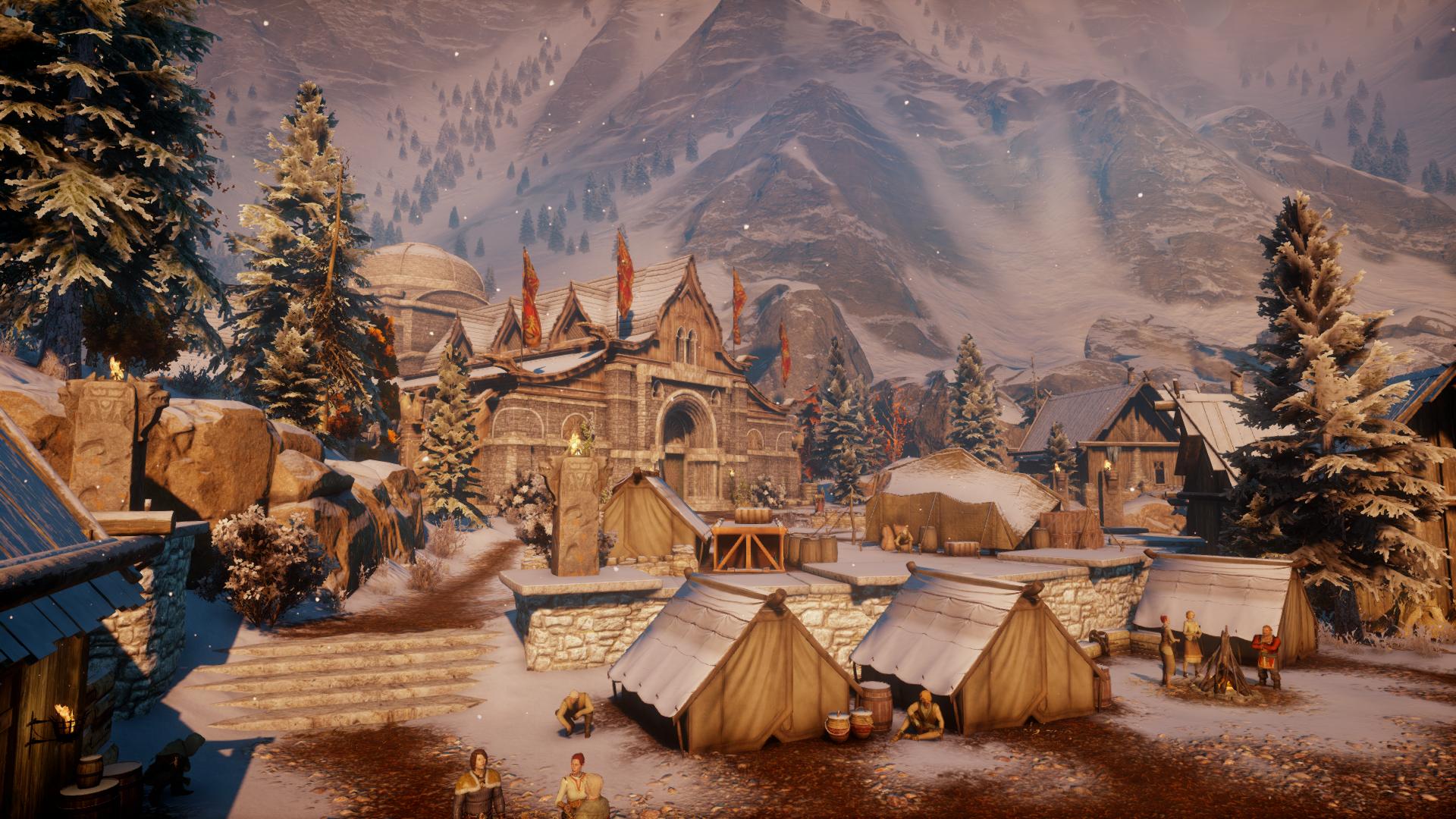Góry Mroźnego Grzbietu