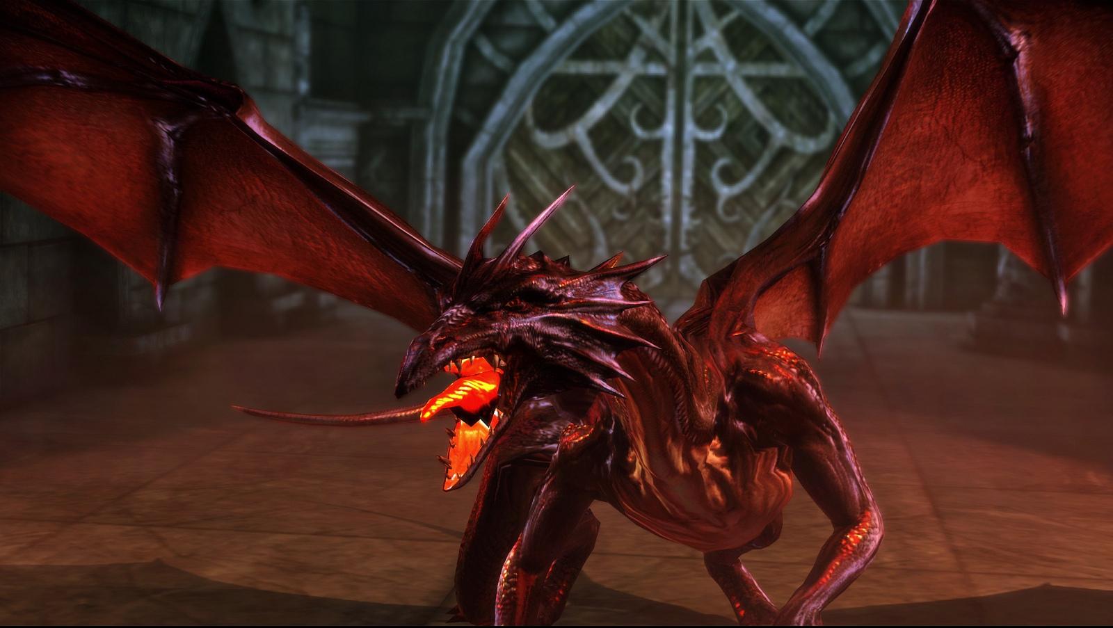 Dragon thrall