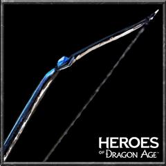 Lyrium-Reinforced Longbow HoDA