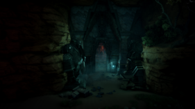 The Canyon Tomb Hissing Wastes