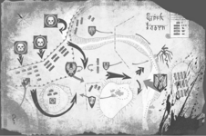 Last Flight Battle Map