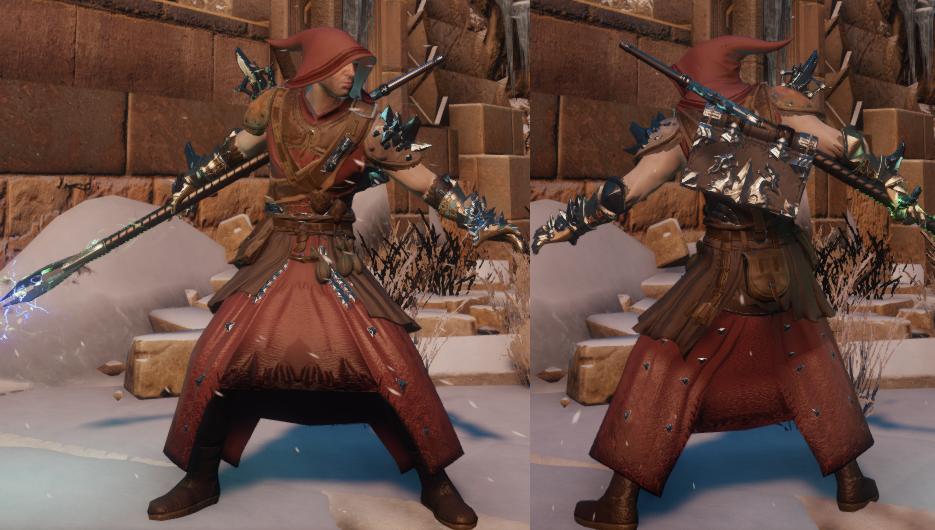 Master Elementalist's Robes (Abyssal)