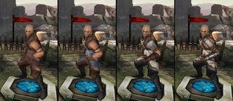 Тевинтерский воин HoDA