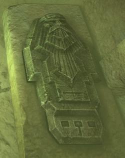 Dwarven grave - Legacy DLC