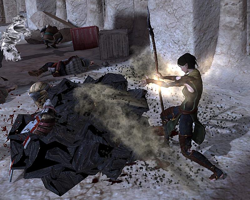 Petrify (Dragon Age II)