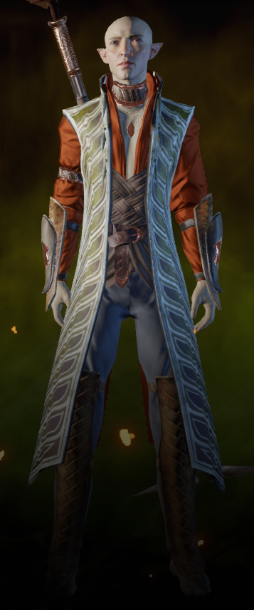 Robes of the High Keeper