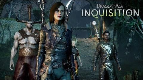 DRAGON AGE™ INQUISITION Gameplay Features – Der Inquisitor & Die Follower