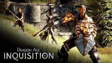 DRAGON AGE™ INQUISITION Gameplay Features – Das Kampfsystem