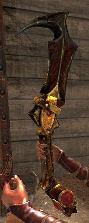 Hawke's Key Dagger