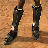 Ser Isaac's Boots