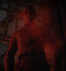 Solas in hushed whispers