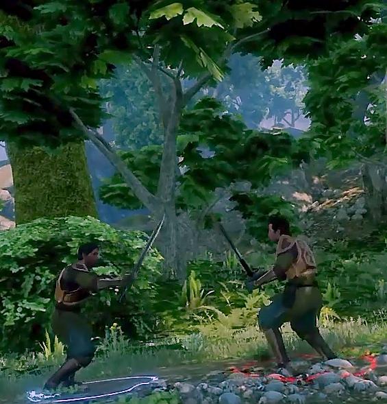 Атака на патруль Фэрбенкса