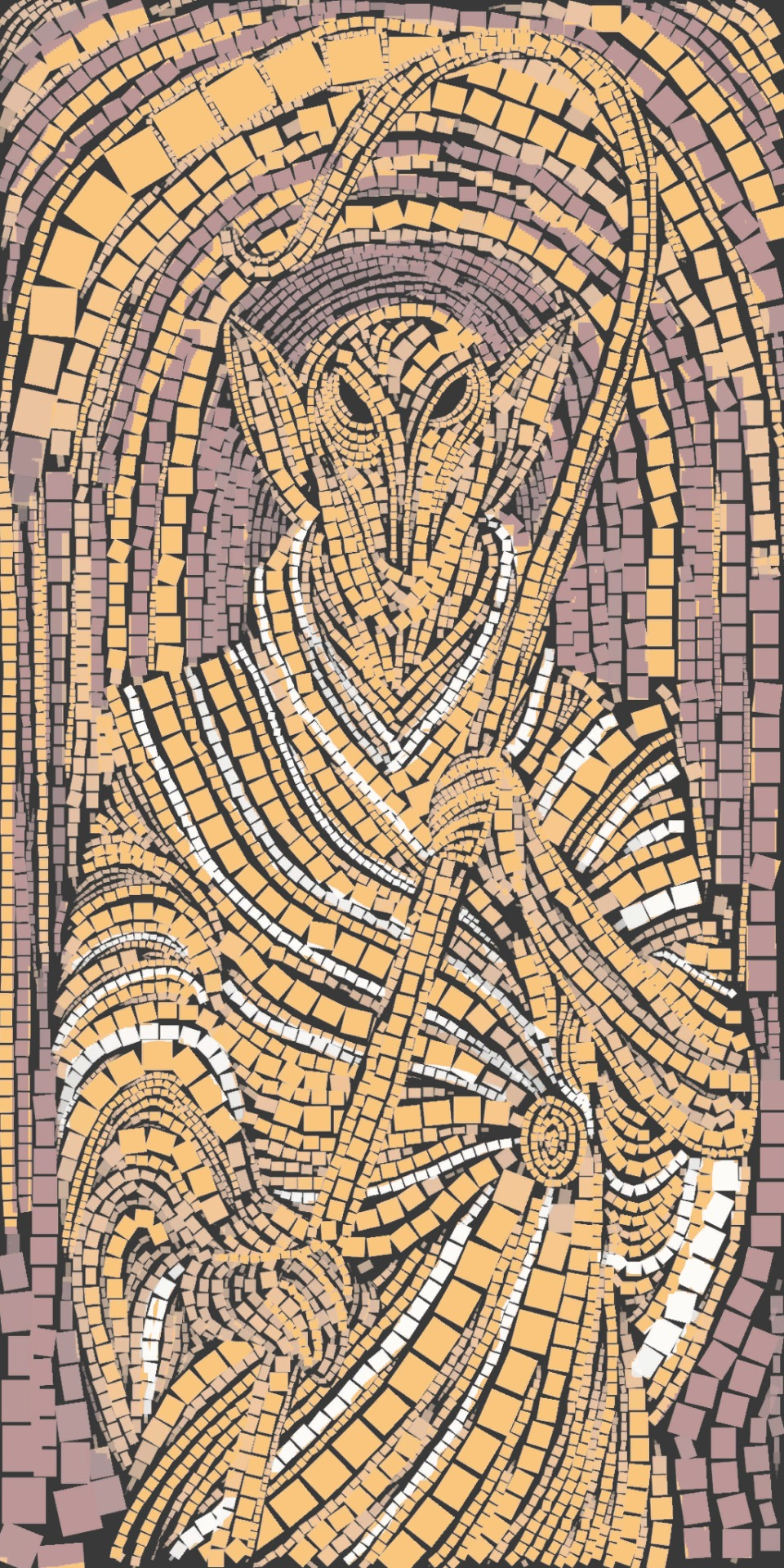 Codex entry: Falon'Din: Friend of the Dead, the Guide