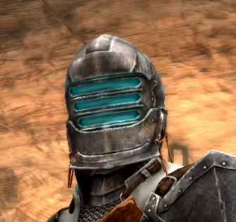 Ser Isaac's Helm