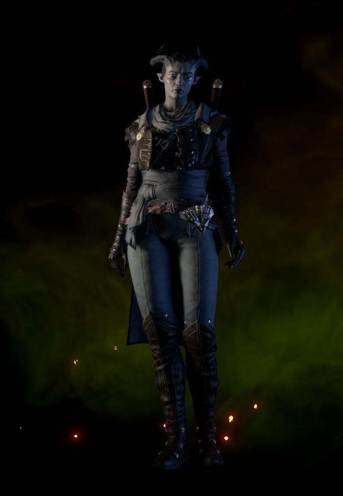 Дивная куртка охотника