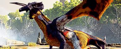 Dragon Gamordan Stormrider