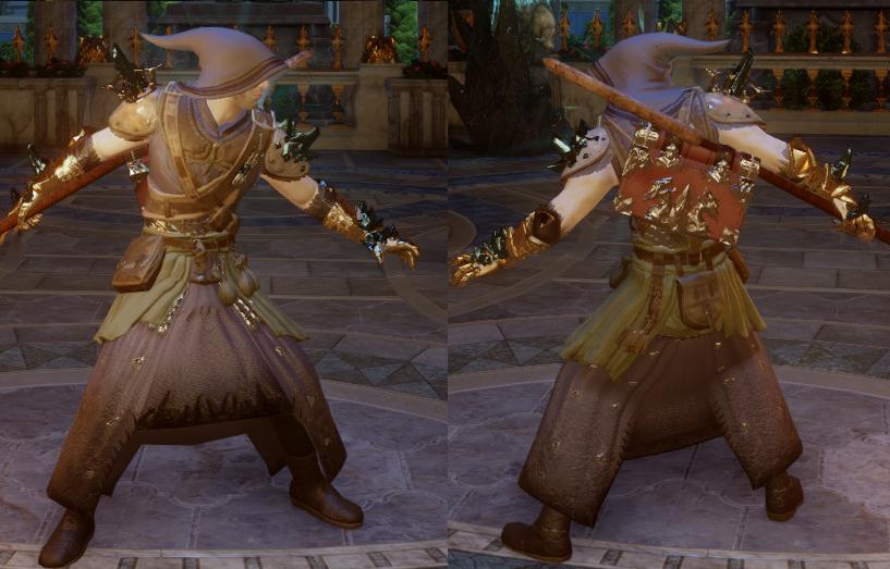 Master Elementalist's Robes